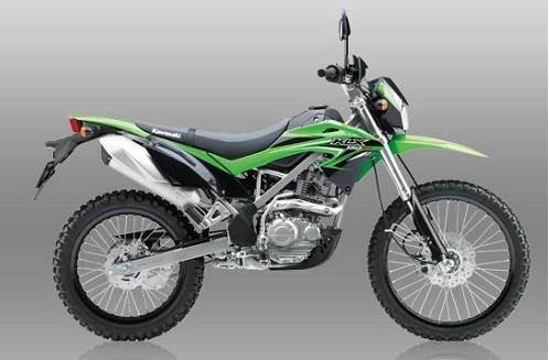 Harga Kawasaki KLX 150BF SE