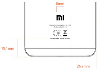 Redmi Note 5A Prime CAD