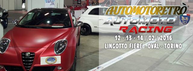 Carrozzeria Nixsa all' Automotoretrò 2016!