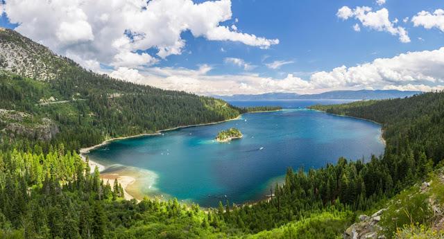 Mengenal 10 Danau Terbesar di Dunia Beserta Gambarnya
