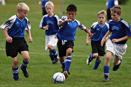 Jugar fútbol mejora la salud cardiovascular