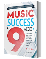Music Success in 9 Weeks image from Bobby Owsinski's Big Picture blog