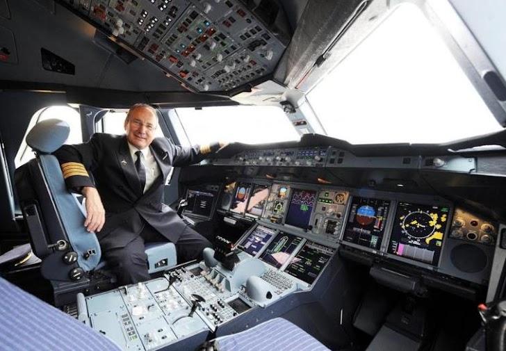 Penyebab terjadinya guncangan hebat saat naik pesawat