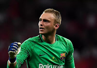 BARCELONA'S GOALKEEPER JASPER OPEN TO PREMIER LEAGUE MOVE AMID ARSENAL AND LIVERPOOL LINKS