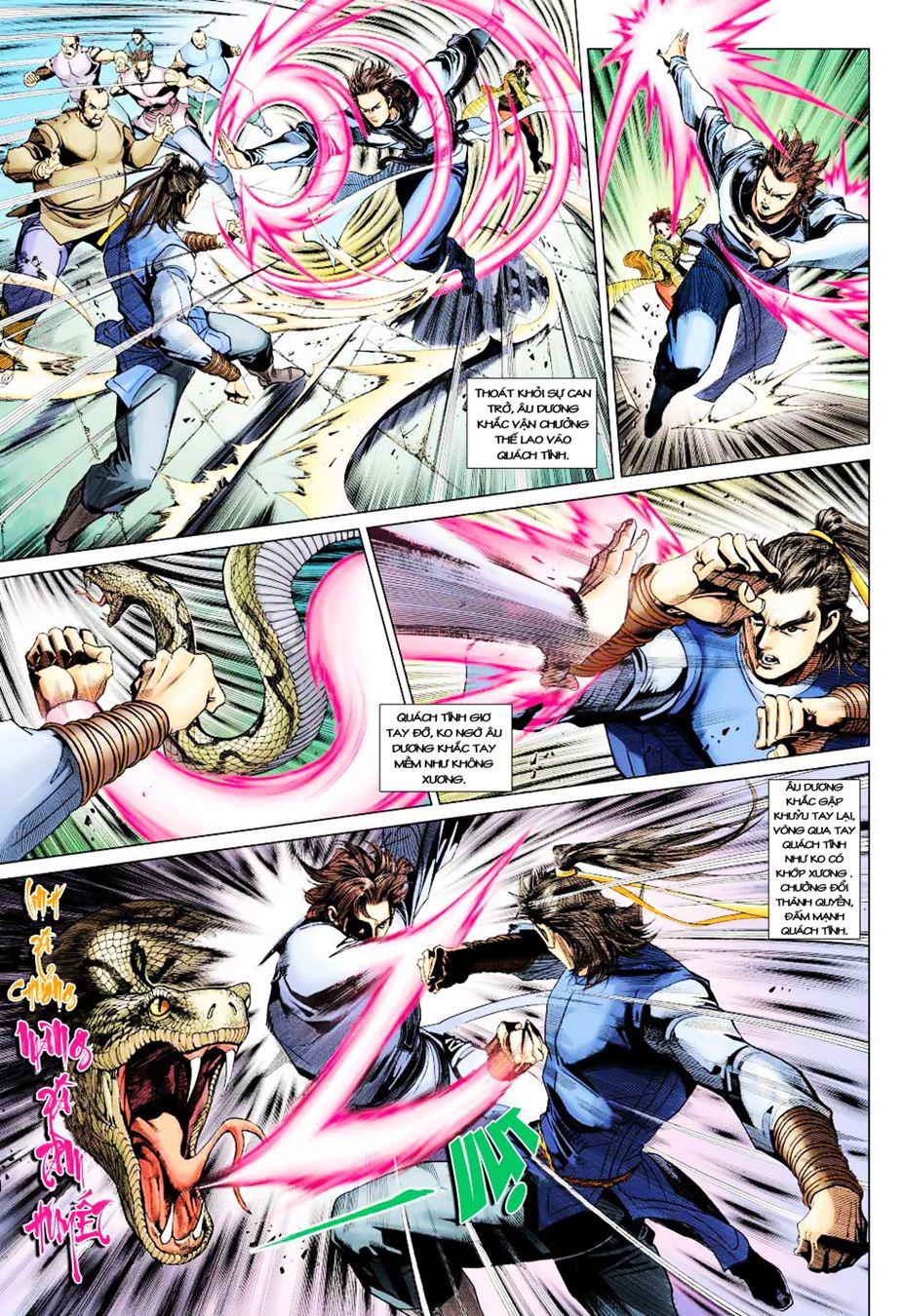 Anh Hùng Xạ Điêu anh hùng xạ đêu chap 35 trang 16