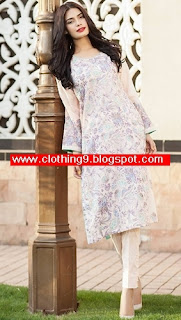 Taana Baana embroidered lawn eid catalog
