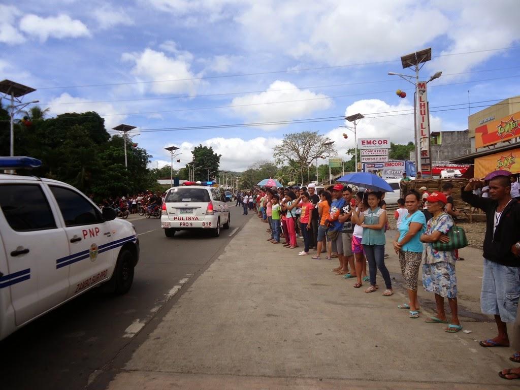 Zamboanga del Sur Police Provincial Office: February 2015