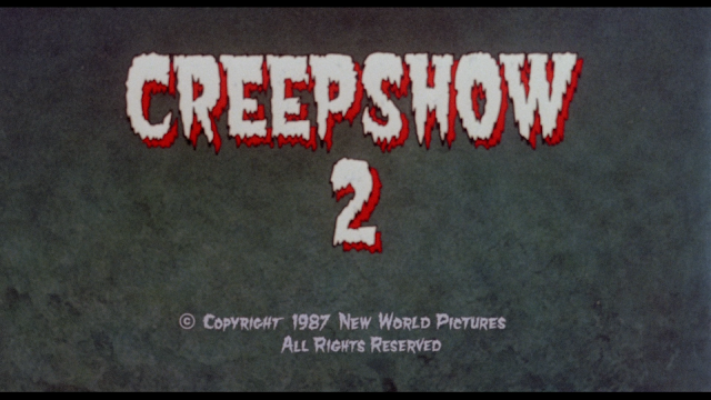Creepshow 2 title card