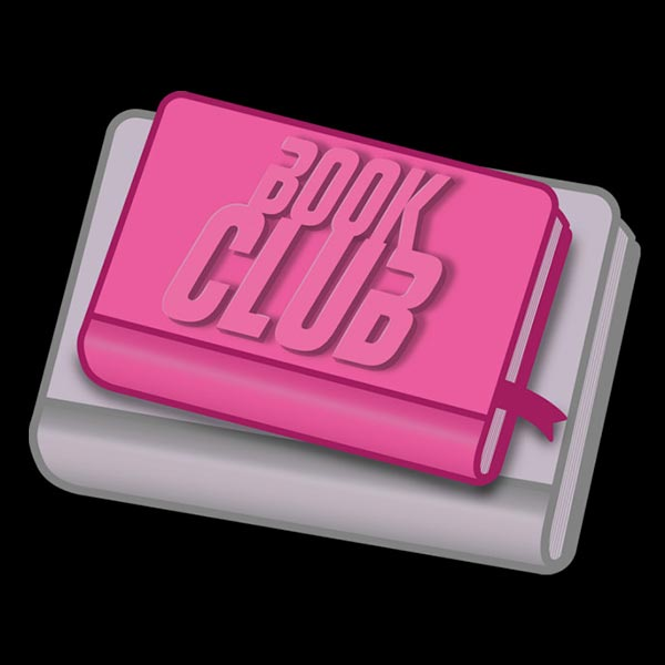 Book Club book t-shirt