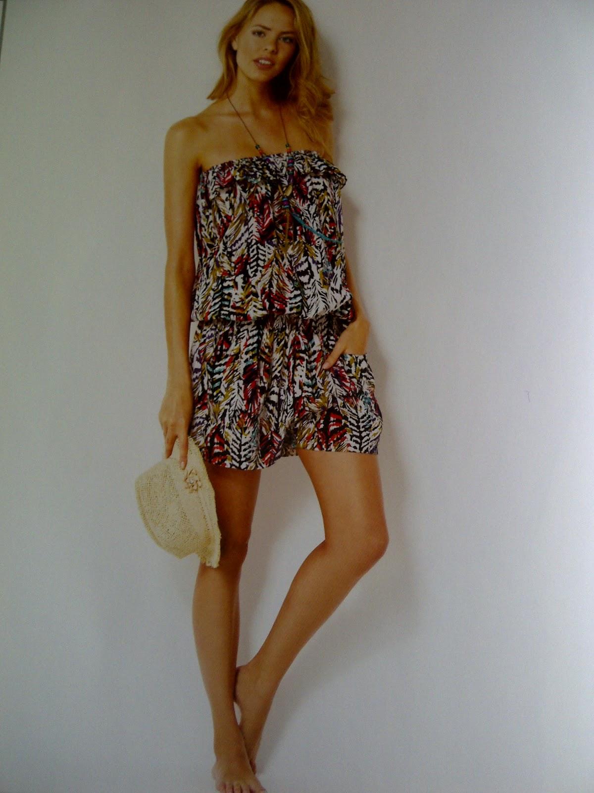 df66eb713aa66 Beach Dresses And Cover Ups Matalan