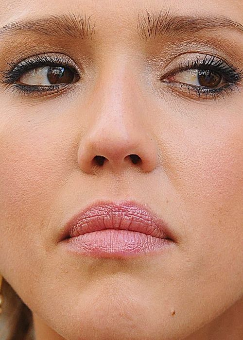 A Close Up Of Bad Makeup: My Funny: Celebrity Extreme Close-Ups