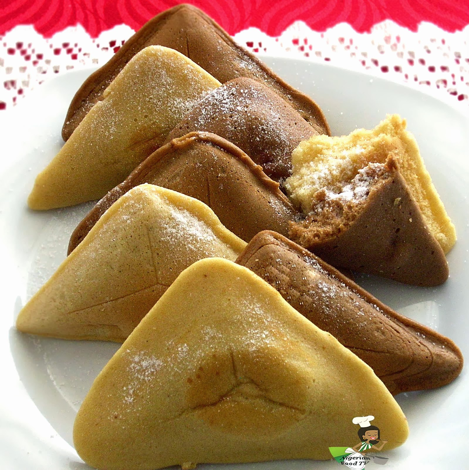 nigerian cake, Nigerian Small Chops Recipes