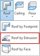Revit Architecture 2013 Essential Creating Roof By Extrusion