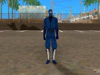 Kode Cheat GTA Baju Jadi Ninja