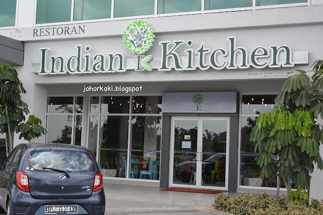 Indian Kitchen At 1 Medini Hub Johor Bahru Jk1380 Johor