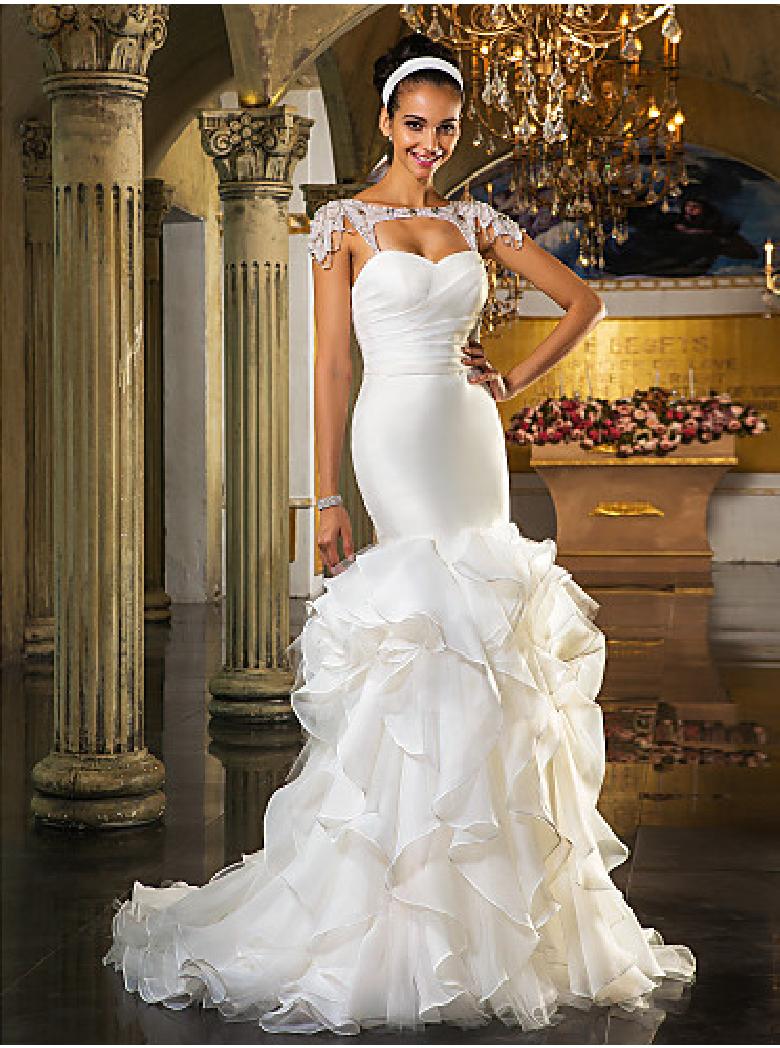 vestido de novia de lightinthebox