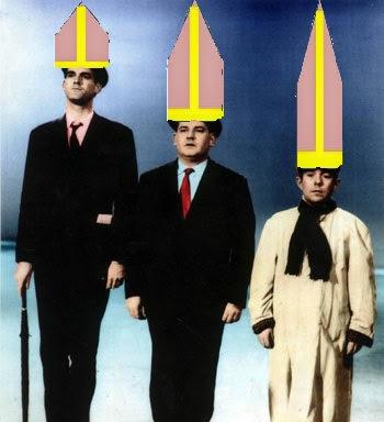 Cleese, Barker and Corbett