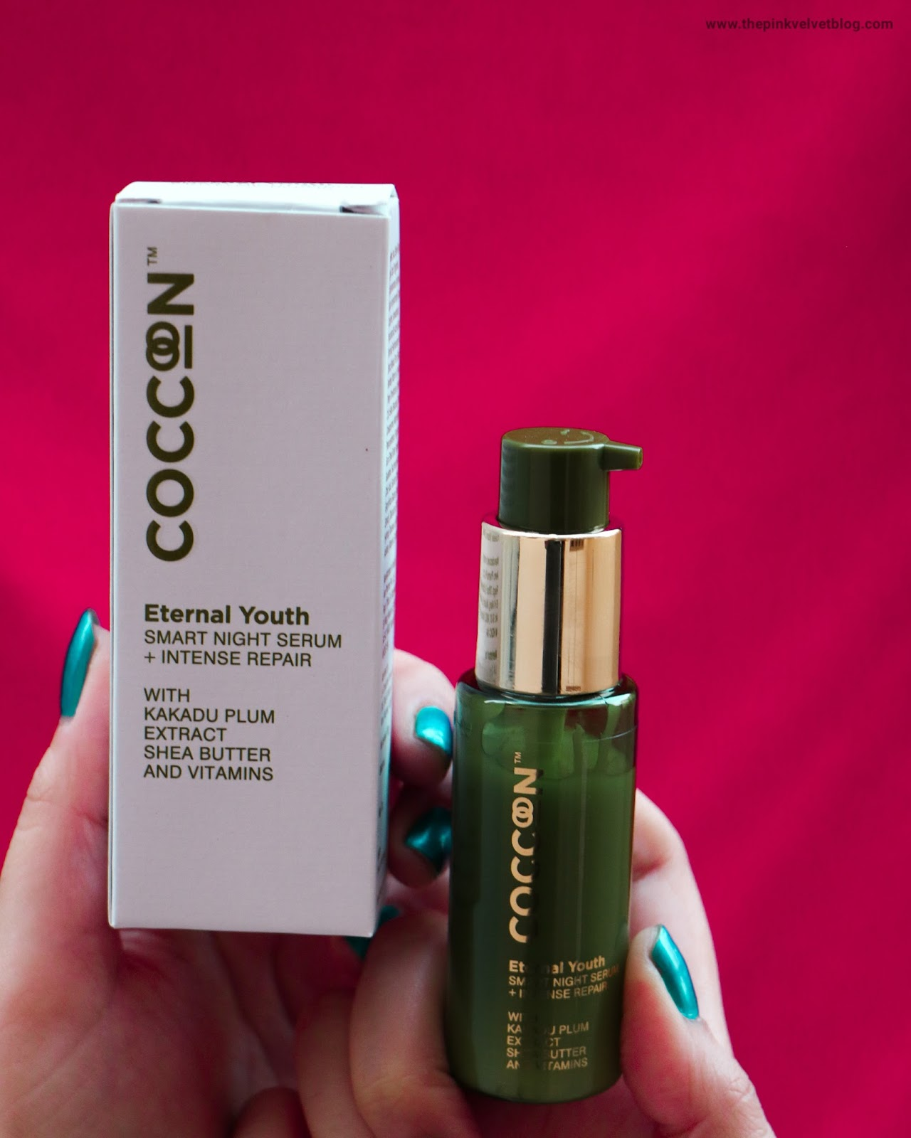 Coccoon Night Serum - My Envy Box - July