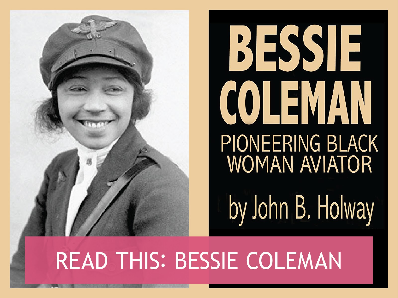 bessie coleman brave bessie essay Bessie coleman this essay bessie coleman and other 63,000+ term papers, college essay examples and free essays are available now on reviewessayscom.