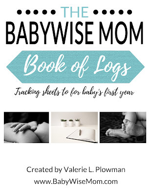 Chronicles of a Babywise Mom Book of Logs