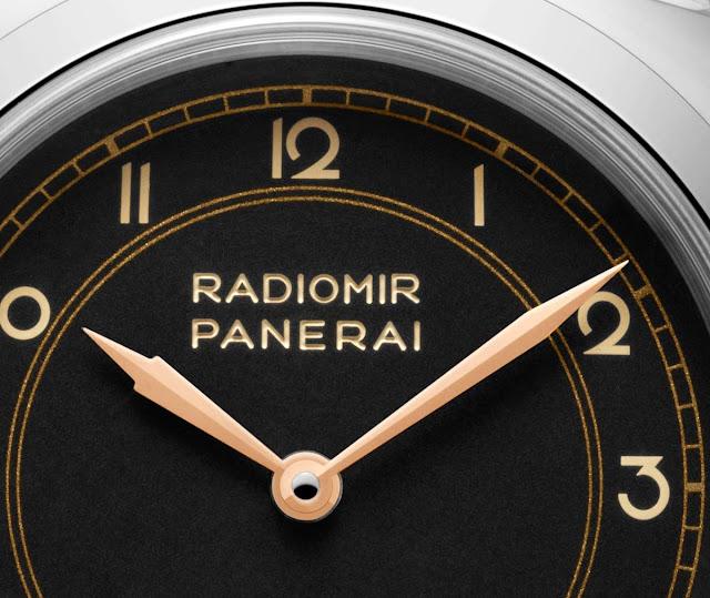 Officine Panerai Radiomir 1940 3 Days Acciaio PAM790