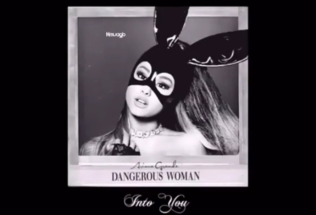 Preview de la nueva canción de Ariana Grande 'Into You'.