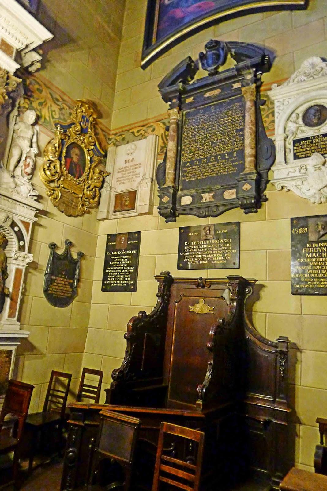 St. Mary's Basilica Crypt