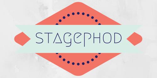 Stagephod's logo
