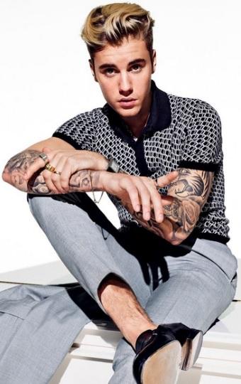 Foto de Justin Bieber más grande