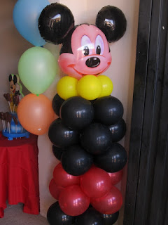DECORACION MICKEY MOUSE 10 FIESTAS INFANTILES RECREACIONISTAS MEDELLIN