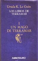 Resultat d'imatges de Un mago de Terramar libro