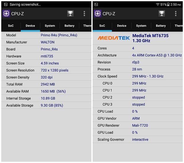 Primo R4S CPU-GPU