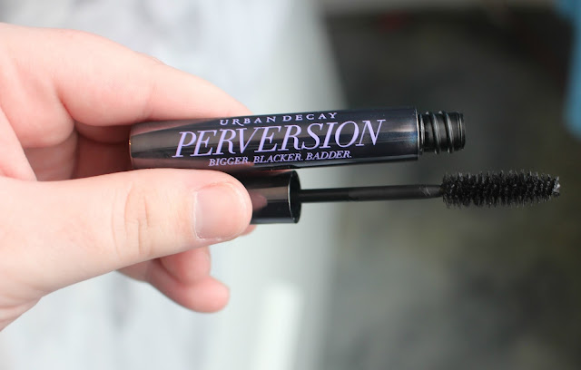 Photo of the Perversion Mascara from the Urban Decay Goodie Bag