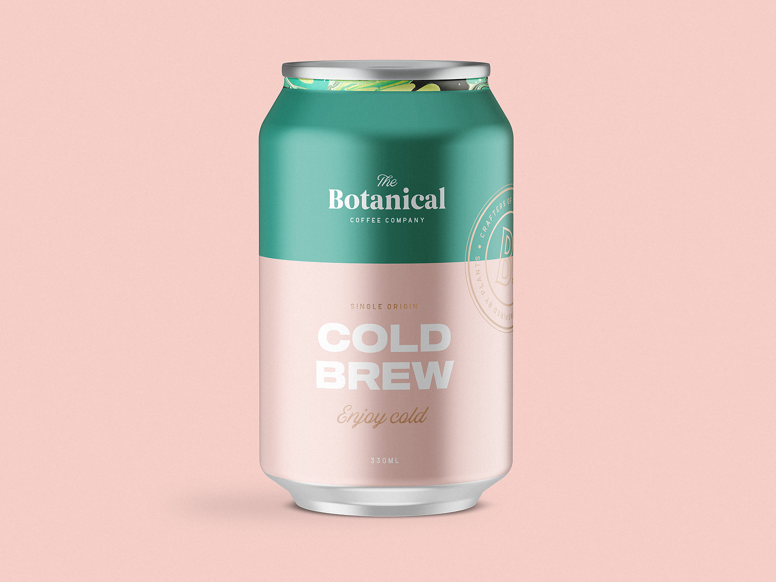 Botanical Coffee Co On Packaging Of The World Creative