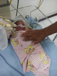 Istri Afrizal melahirkan lalu meninggal medan