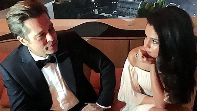 ¿Selena Gómez causó separación de Brad Pitt y Angelina Jolie?