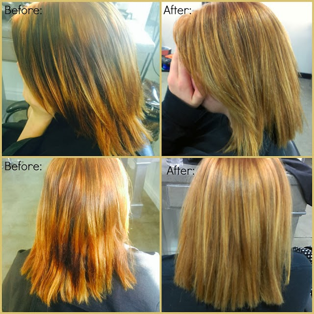 Beauty Blog by Angela Woodward: Color Oops and Hair Dye ...