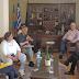 Στην Καλαμάτα η Ειδική Γραμματέας Κοινωνικής ένταξης των Ρομά