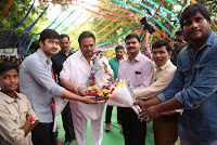 Ramasakkanodu Telugu Movie Opening Ceremony Photo Gallery