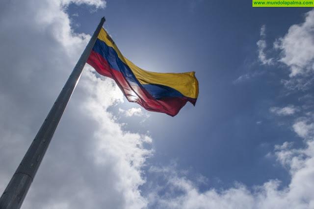 Puntallana aprueba una moción de apoyo a Venezuela