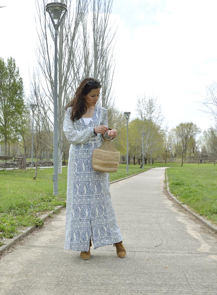 vestido_largo_estampado_stradivarius_spring_look