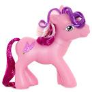 My Little Pony July Larkspur Birthday (Birthflower) Ponies  G3 Pony