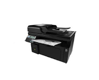 HP LaserJet Pro M1218nfs Printer Driver
