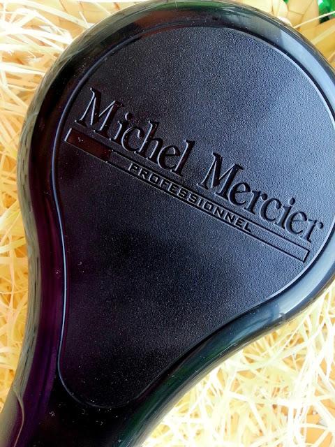 jak wyglada szczotka do wlosow michel mercier
