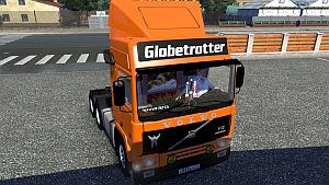 Volvo F12 truck mod