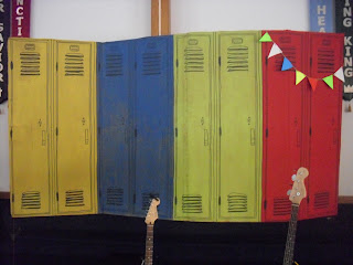 MixingItUp Vacation Bible School (VBS) Ideas For Sports Theme lockers