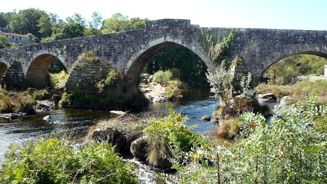Ponte Maceira, Negreira