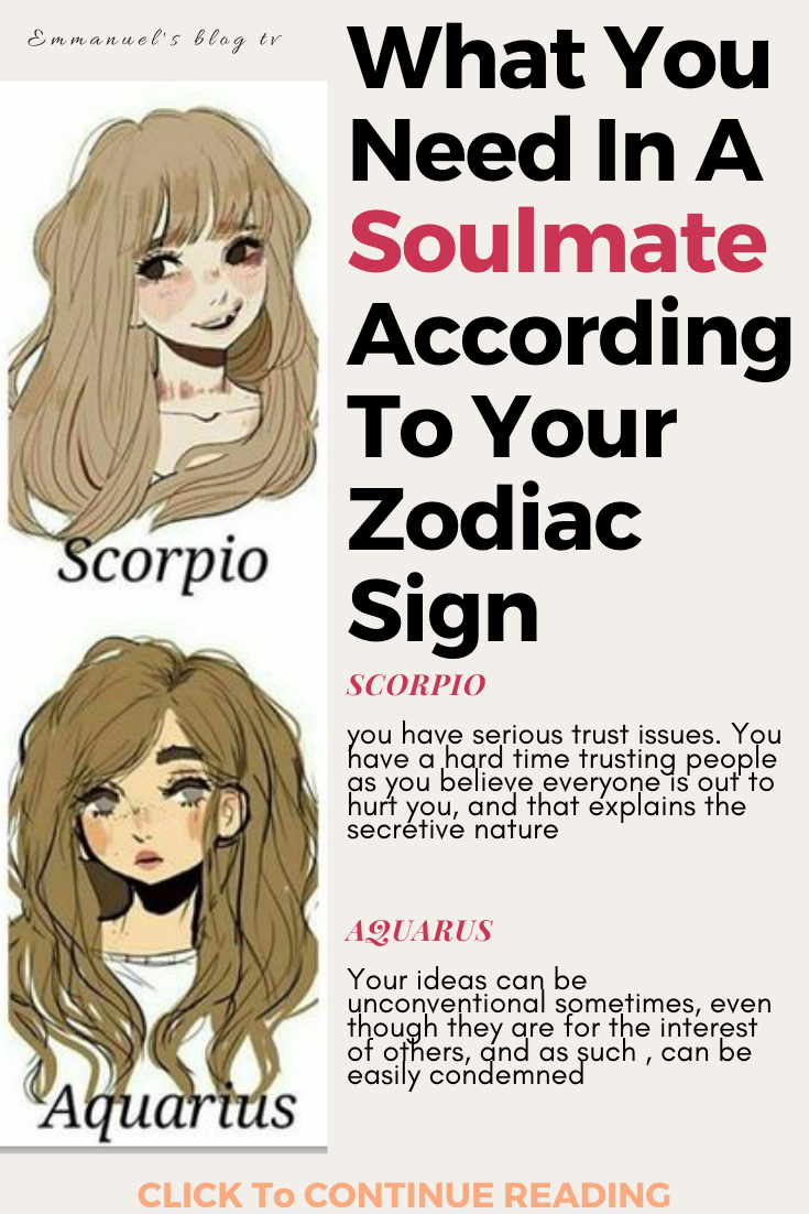 Here's What You Need In A Soulmate, Based On Your Zodiac Sign For 2020