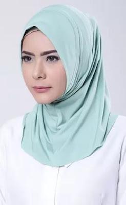 Contoh Ciput Jilbab Terbaru