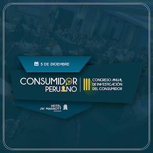 III CONGRESO CONSUMIDOR PERUANO 2016 ► 'Consolida tus Estrategias Comerciales a Largo Plazo'